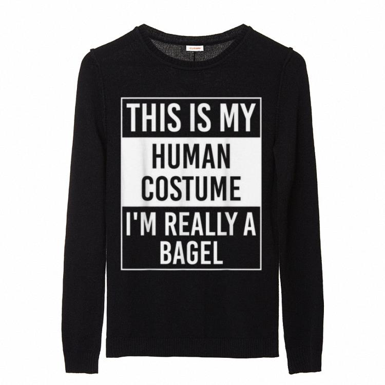 Awesome I M Really Bagel Funny Christmas Gift Design Sweater 2 1.jpg