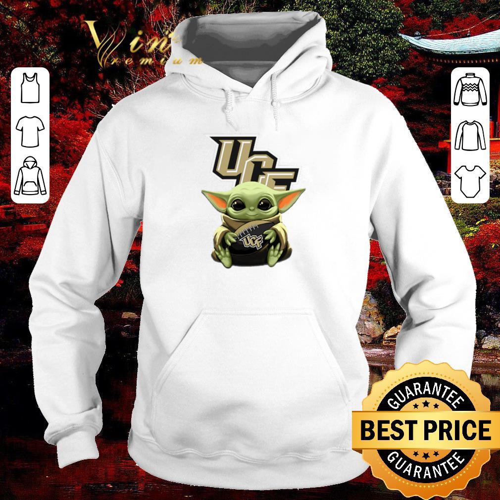 Funny Baby Yoda hug UFC Ultimate Fighting Championship shirt