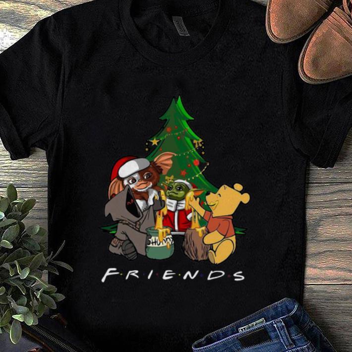Great Christmas Tree Baby Yoda Gizmo And Pooh Merry Christmas Shirt 1 1.jpg