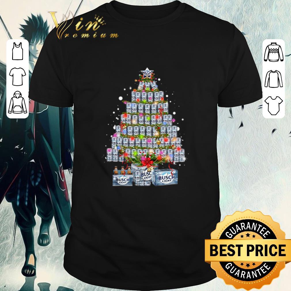 Hot Busch Light Beer Christmas Tree Shirt 1 1.jpg