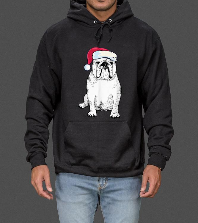Official English Bulldog Christmas Gifts for Dog Lover Owner sweater