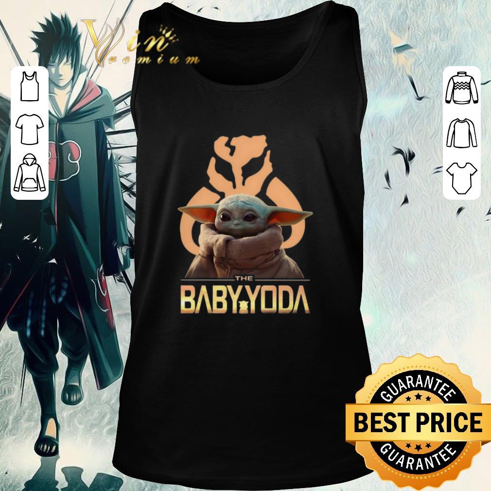Official The Baby Yoda Star Wars Mandalorian Symbol Logo Shirt 2 1.jpg