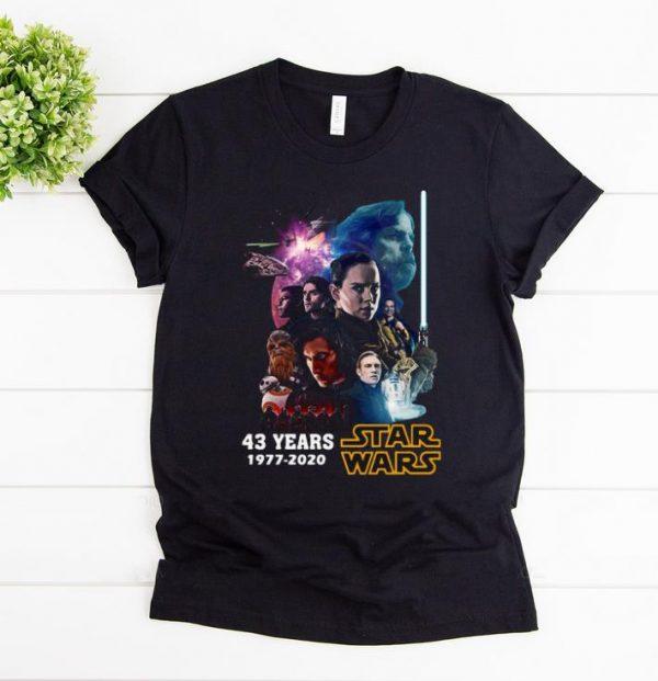 Original Star Wars Characters 43 Years 1977 2020 Signatures Shirt 1 1.jpg