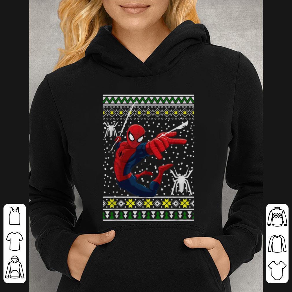Premium Amazing Spiderman ugly Christmas shirt