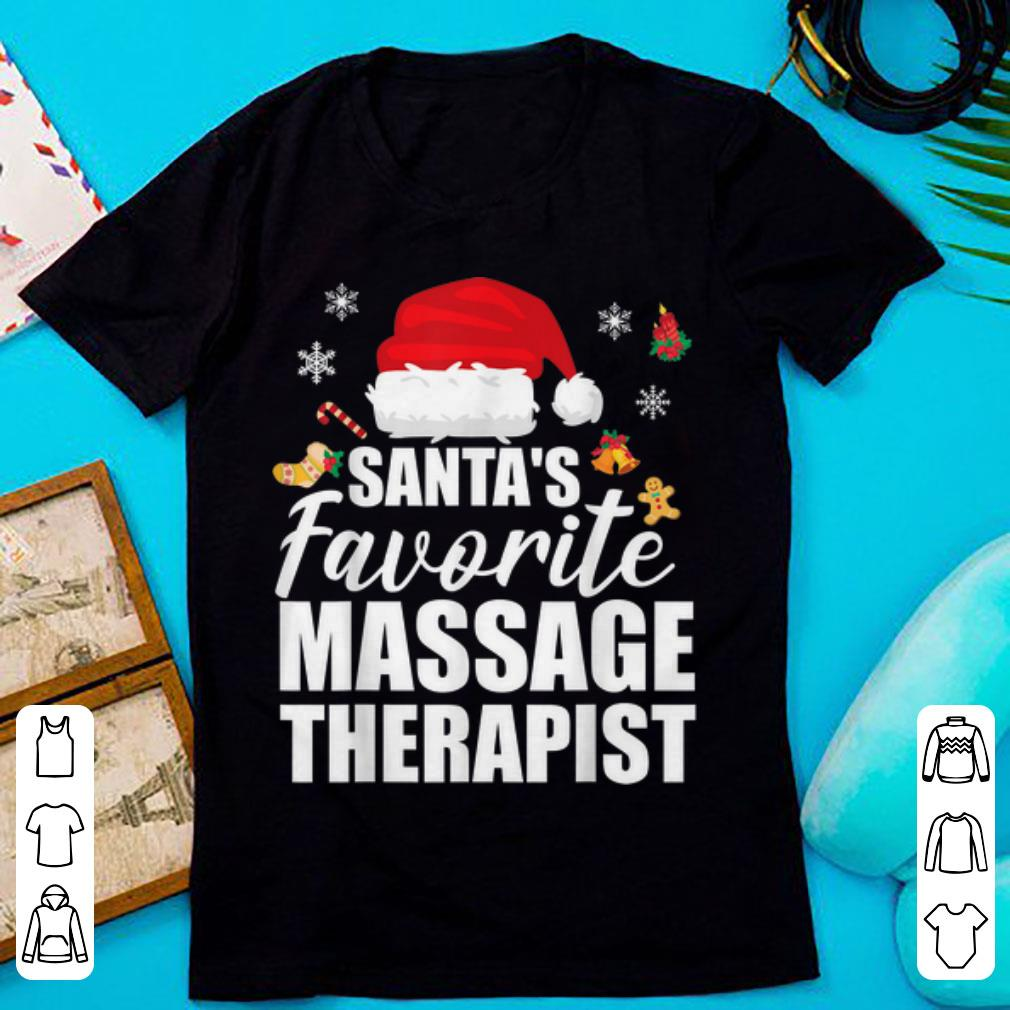 Santa S Favorite Massage Therapist Funny Christmas Gift Sweater 1 1.jpg