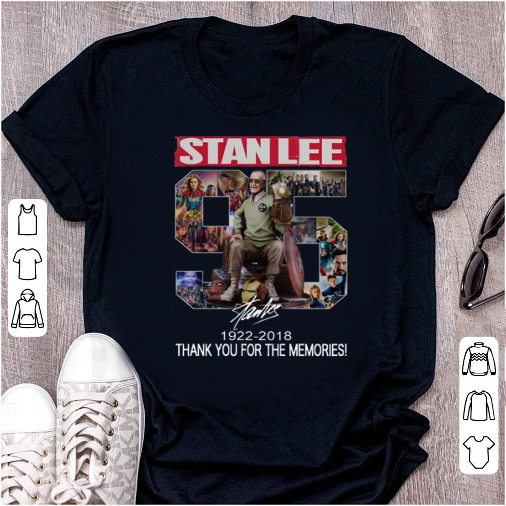 Top 96 Years Of Stan Lee Thank You For The Memories Signature Shirt 1 1.jpg
