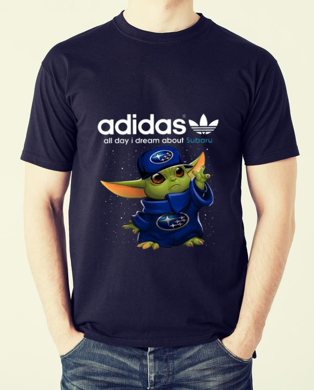 Awesome Adidas All Day I Dream About Subaru Baby Yoda Shirt 2 1.jpg
