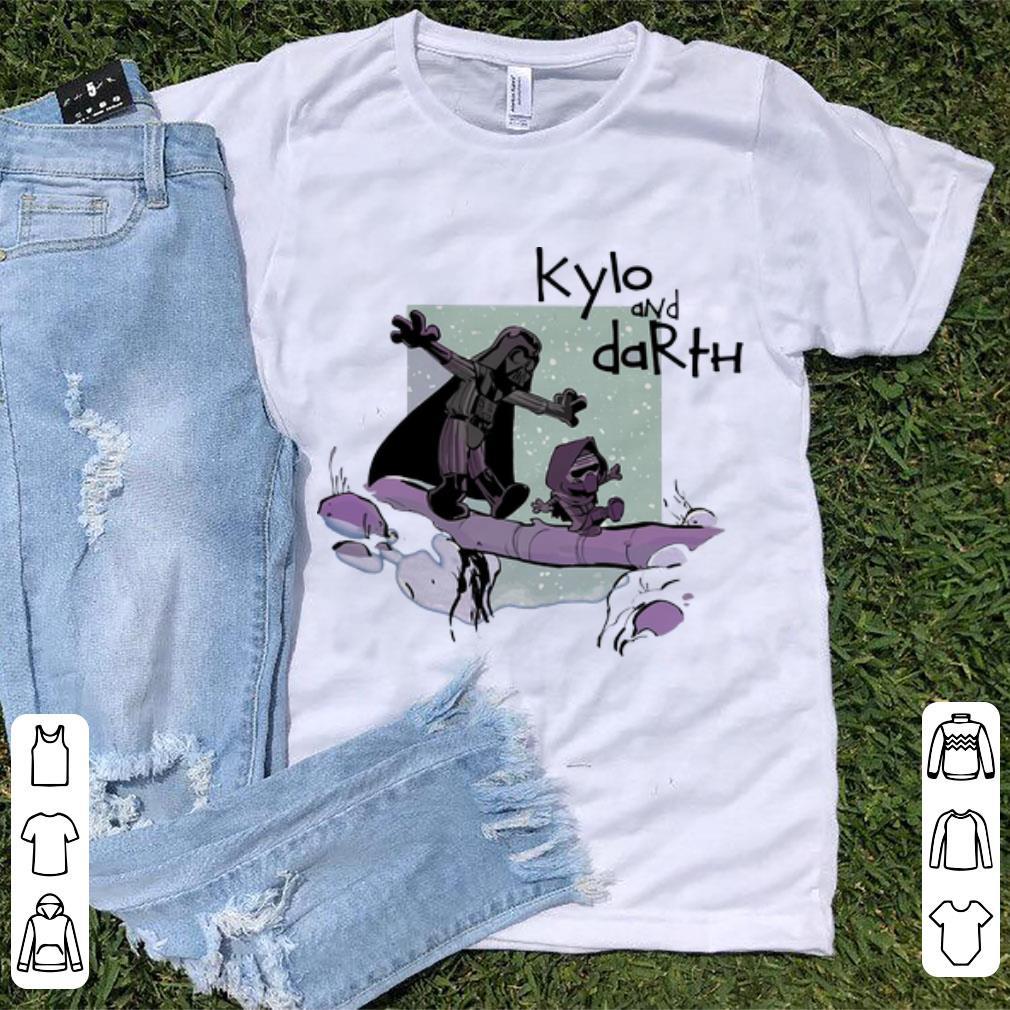 Awesome Star Wars Kylo And Darth Shirt 1 1.jpg
