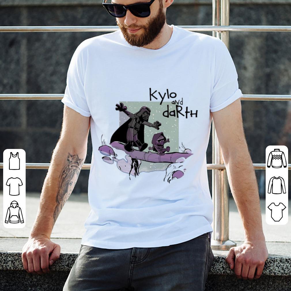 Awesome Star Wars Kylo And Darth Shirt 2 1.jpg