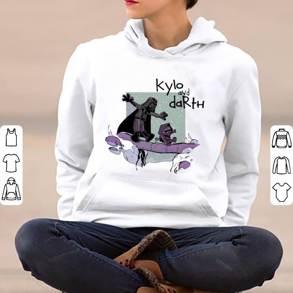 Awesome Star Wars Kylo and Darth shirt