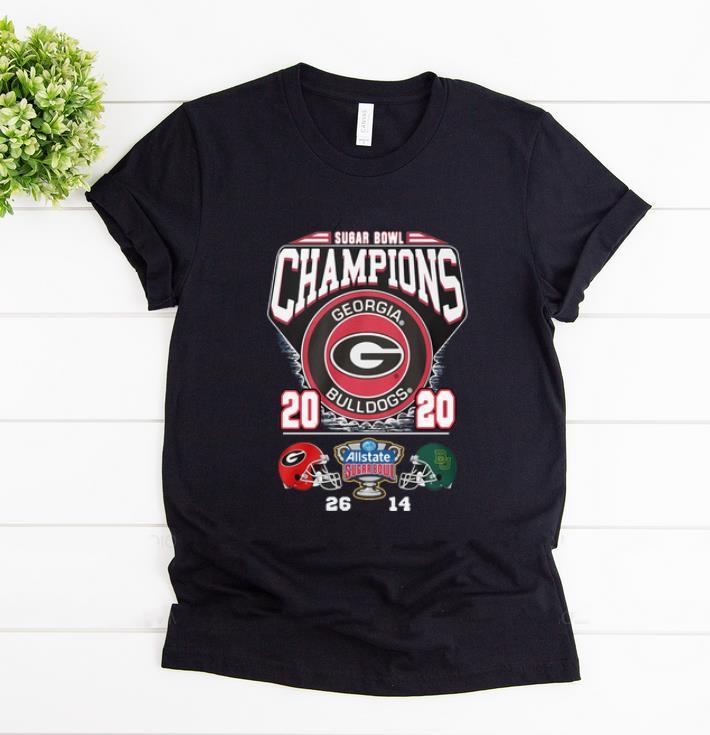 Awesome Sugar Bowl Champion 2020 Georgia Bulldogs Shirt 1 1.jpg