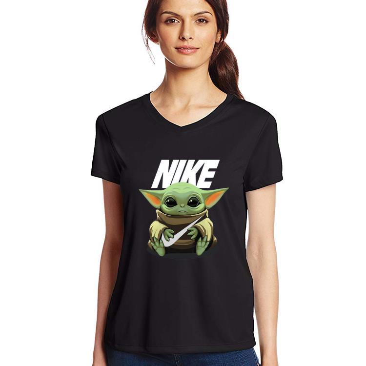Hot Baby Yoda Hug Nike Shirt 3 1.jpg