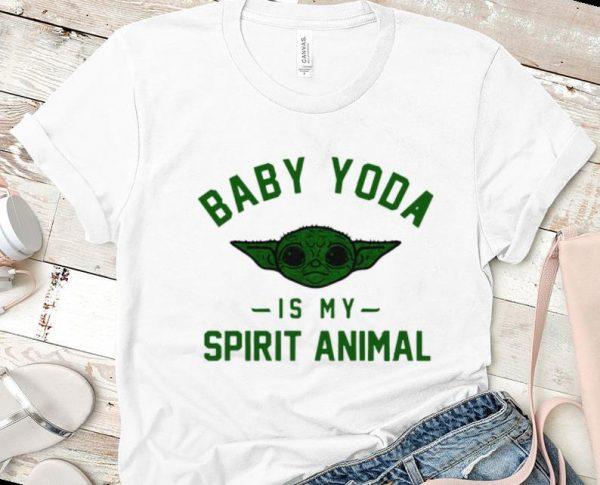 Official Baby Yoda Is My Spirit Animal Shirt 1 1.jpg