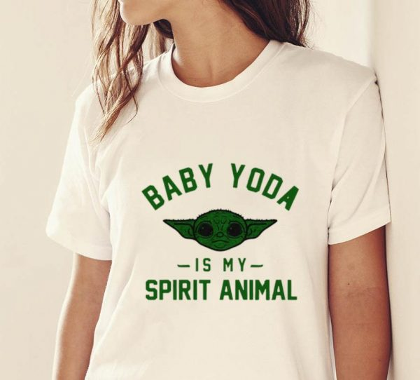 Official Baby Yoda Is My Spirit Animal Shirt 2 1.jpg