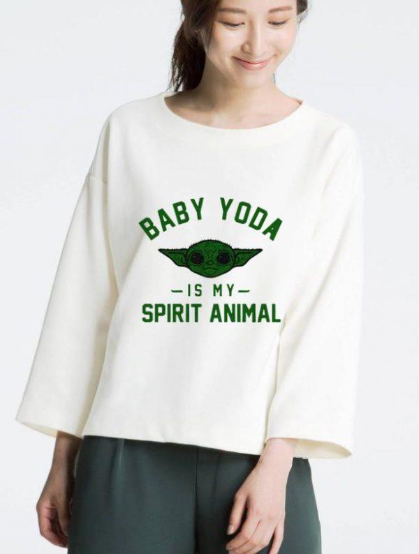 Official Baby Yoda Is My Spirit Animal Shirt 3 1.jpg