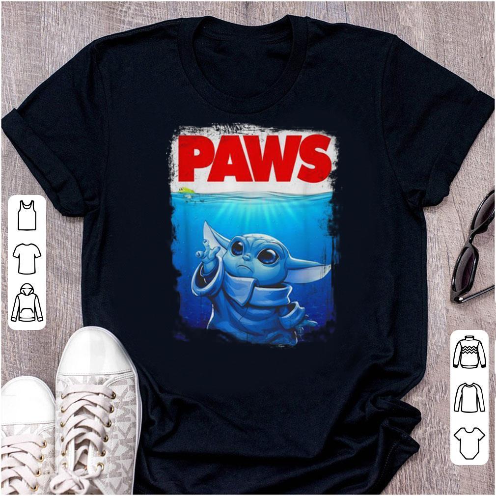 Original Baby Yoda Paws Star Wars Mandalorian Shirt 1 1.jpg