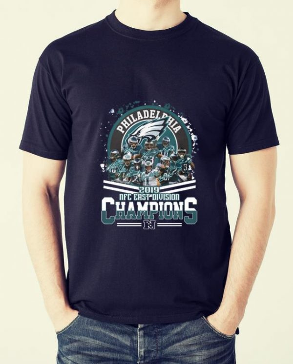 Premium Philadelphia Eagles 2019 Nfc East Division Champions Shirt 2 1.jpg
