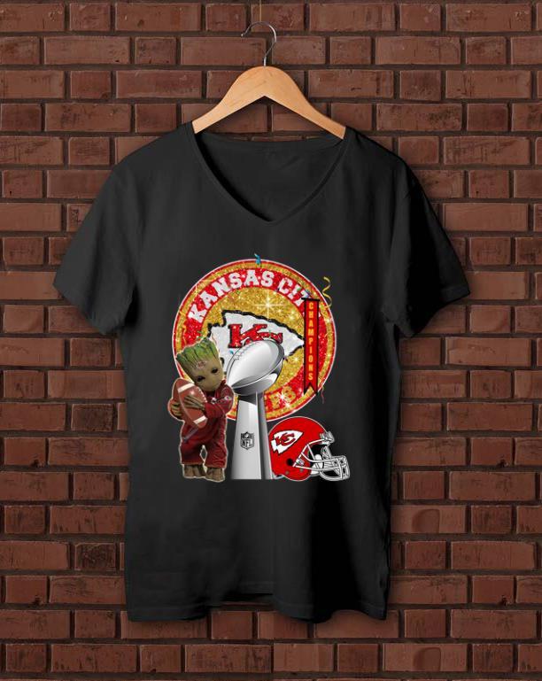 Awesome Baby Groot Hug Footbal Kansas City Chiefs Super Bowl Champions Shirt 1 1.jpg