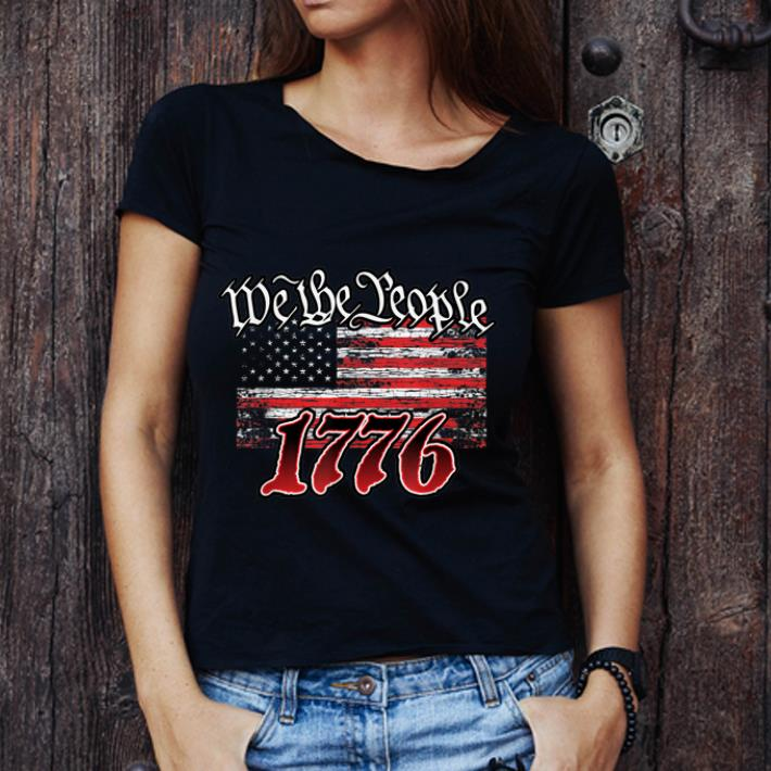 Awesome We The People 1776 American Flag Shirt 3 1.jpg