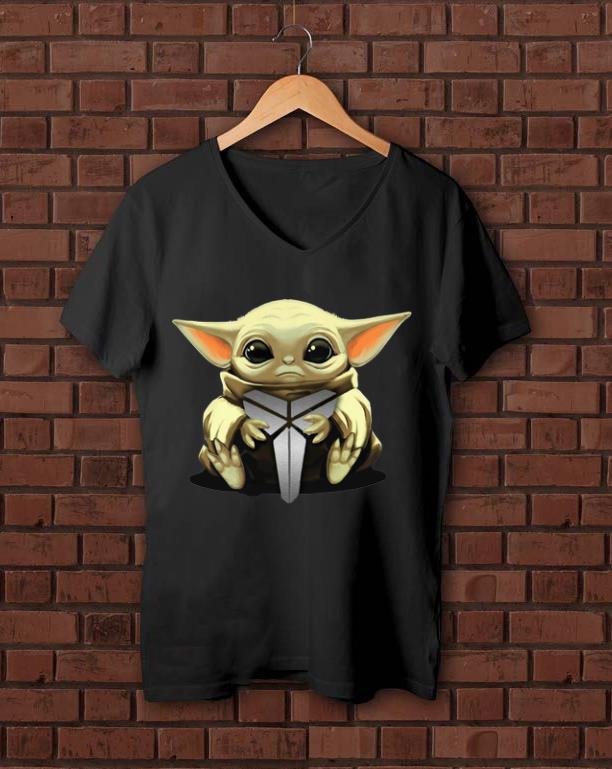 Great Star Wars Baby Yoda Hug Black Mamba Kobe Bryant Shirt 1 1.jpg