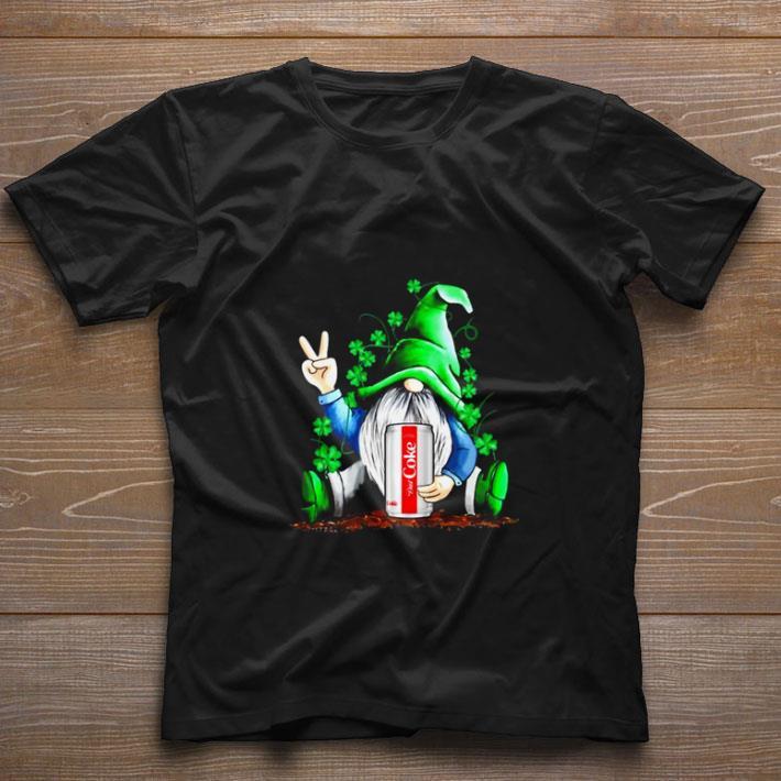 Hot Gnome Hold Diet Coke Irish Shamrock St Patrick S Day Shirt 1 1.jpg