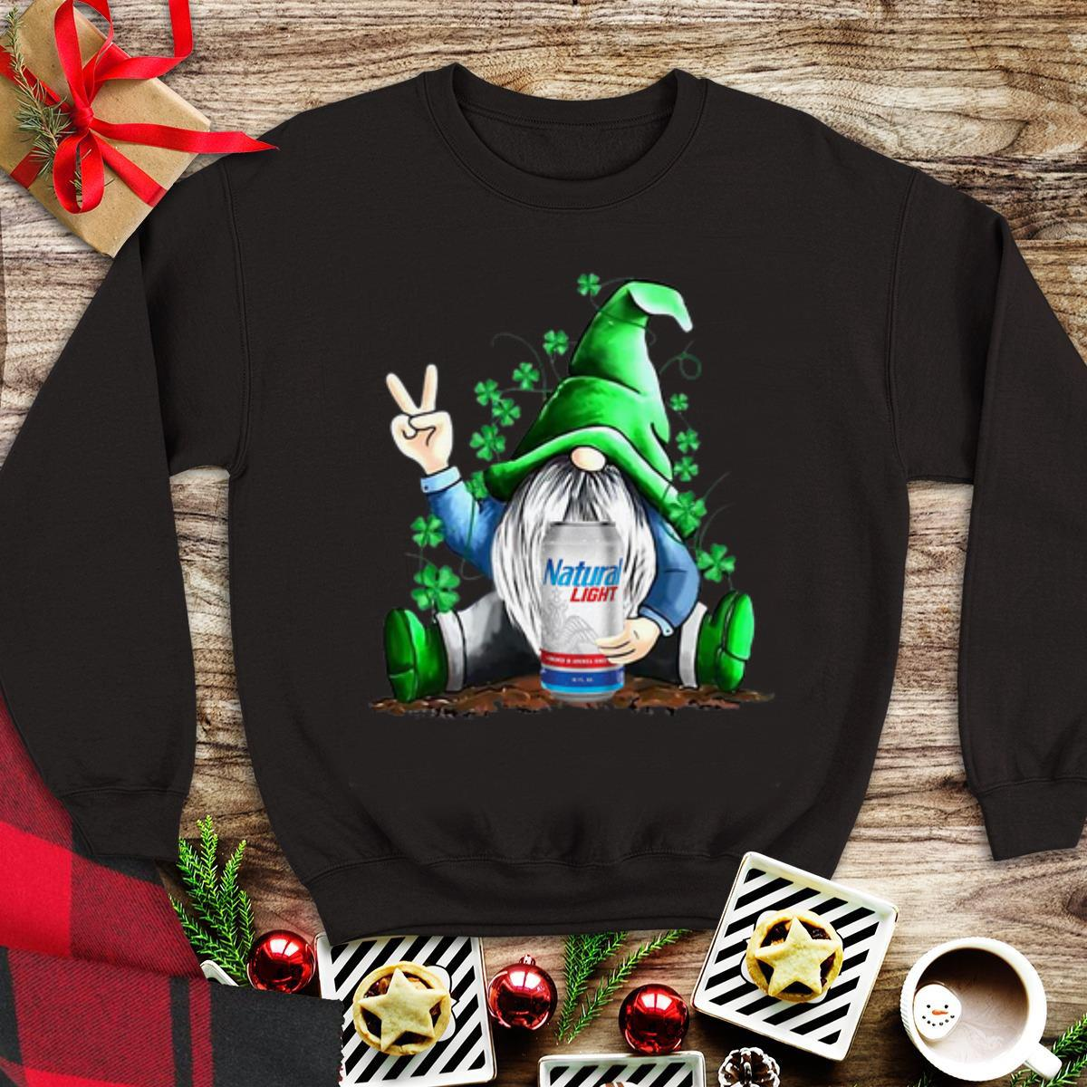 Premium Gnomes Lucky Hug Natural Light St Patrick S Day Shirt 1 1.jpg