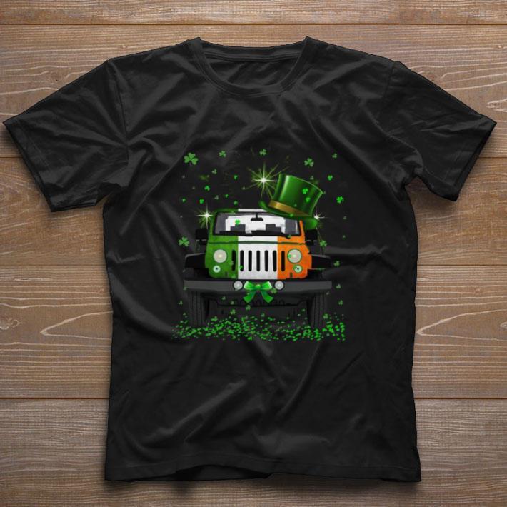 Premium Jeep Car Irish Happy St Patrick S Day Shirt 1 1.jpg