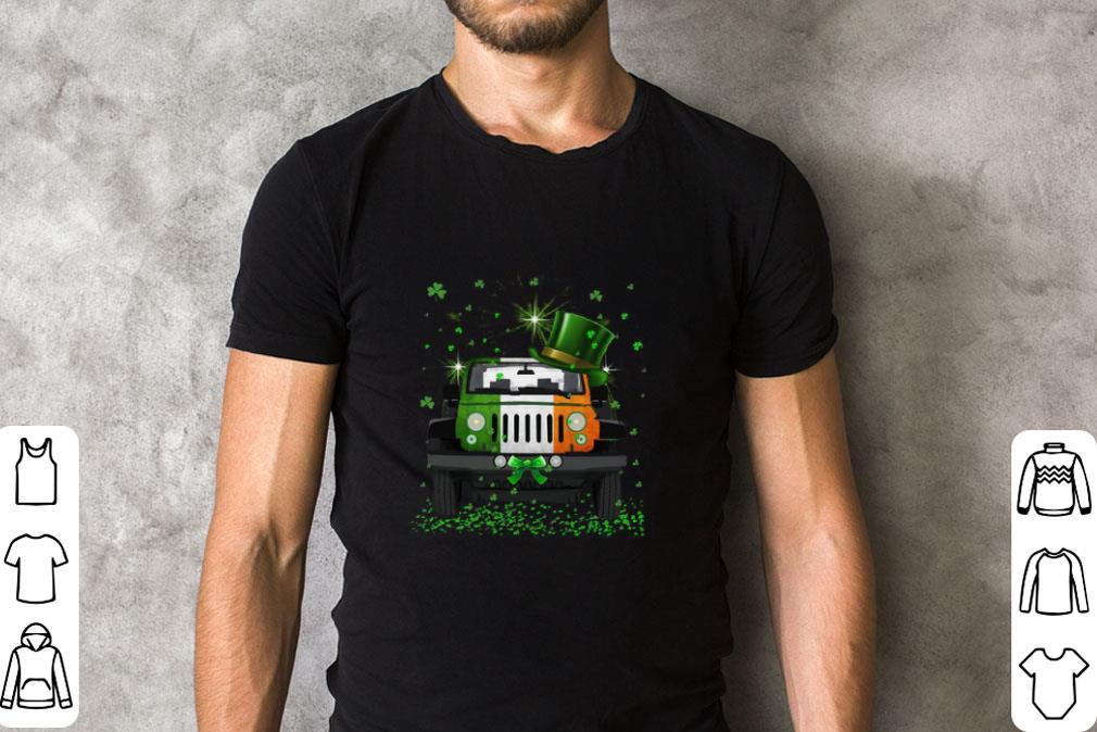 Premium Jeep Car Irish Happy St Patrick S Day Shirt 2 1.jpg