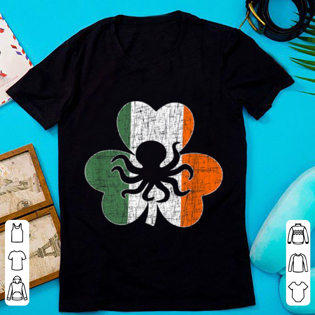 Awesome Irish Usa Flag Octopus Animals Farm Gifts St Patrick S Day Shirt 1 1.jpg