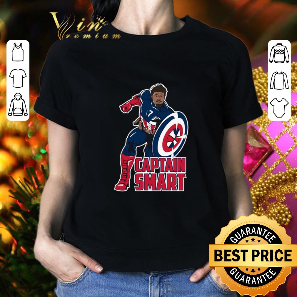 Funny Captain America Boston Celtics Captain Smart 2020 Shirt 2 2 1.jpg