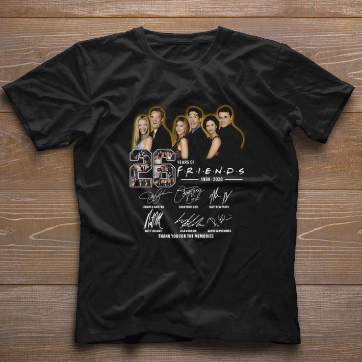 Hot 26 Years Of Friends 1994 2020 Signatures Shirt 1 1.jpg