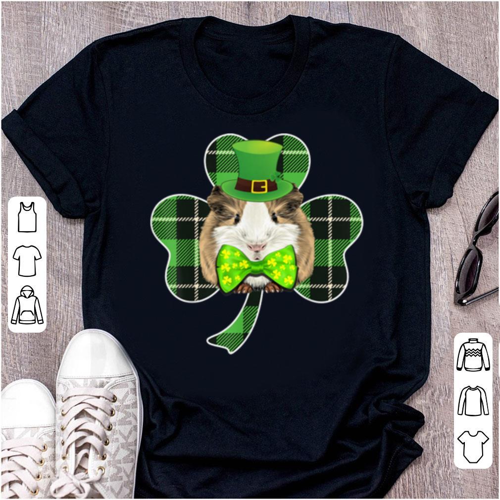 Hot Shamrock Leprechaun Guinea Pig St Patricks Day Shirt 1 1.jpg