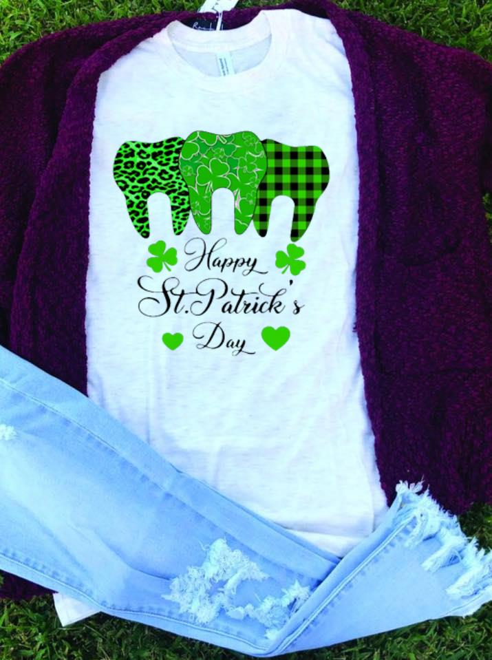 Hot Teeth Happy St Patrick S Day Shirt 1 1.jpg