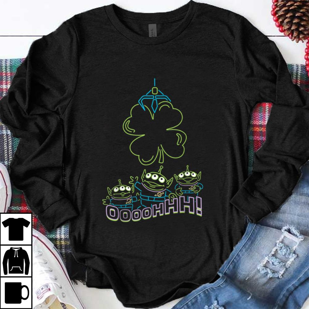Official Disney Pixar Toy Story Aliens Clover Claw St Patrick S Day Shirt 1 1.jpg