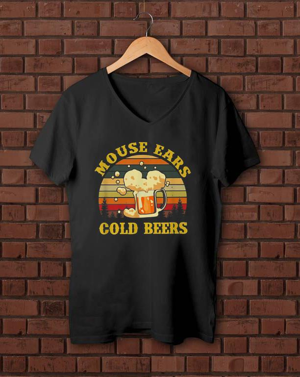 Official Mouse Ears Cold Beers Drinking Vintage Shirt 1 1.jpg