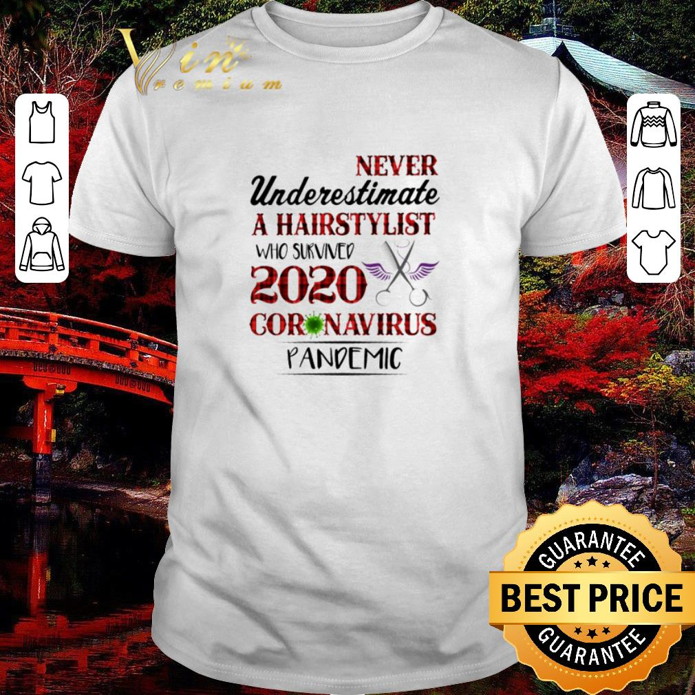 Official Never Underestimate A Hairstylist Who Survived 2020 Coronavirus Pandemic Shirt 1 1.jpg