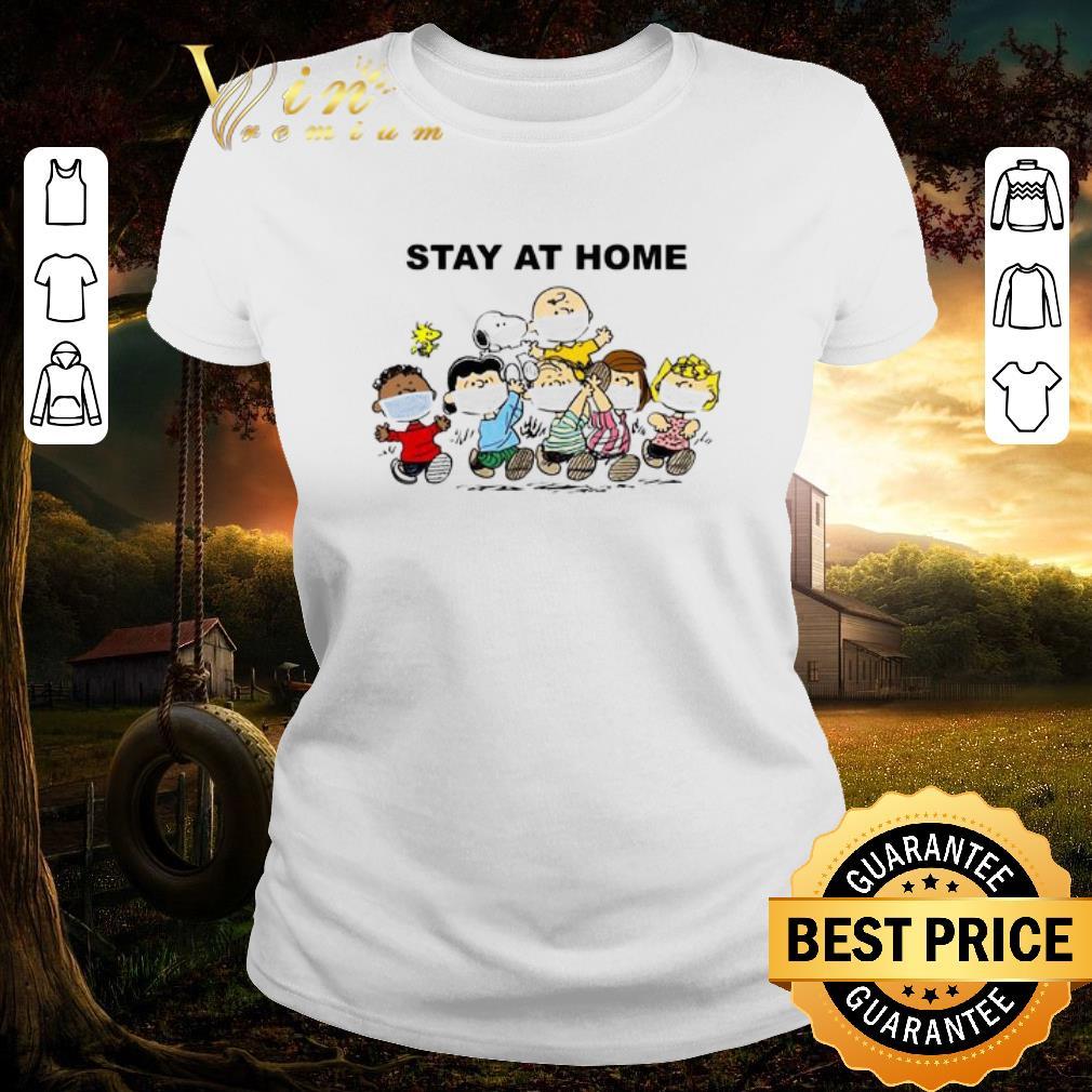 Original Peanuts Mask Stay At Home Shirt 1 1.jpg