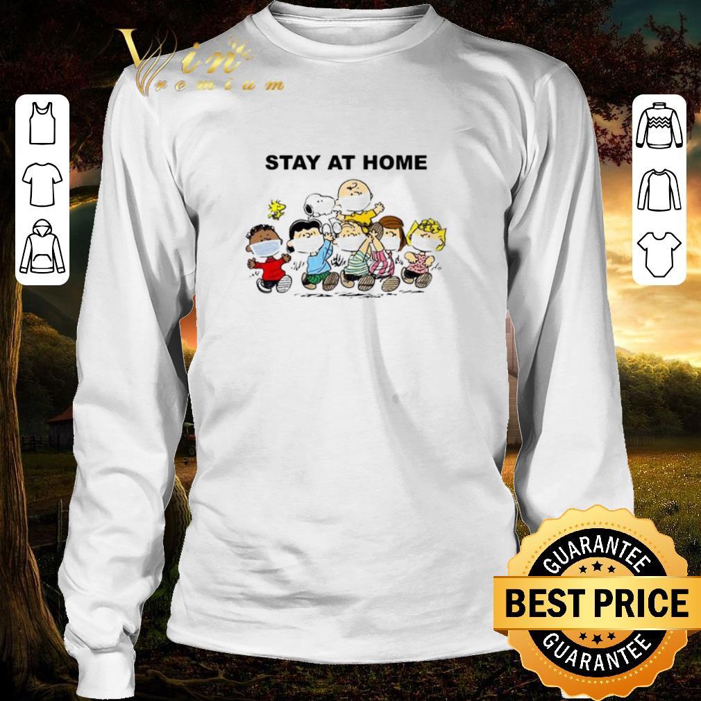 Original Peanuts Mask Stay At Home Shirt 2 1.jpg