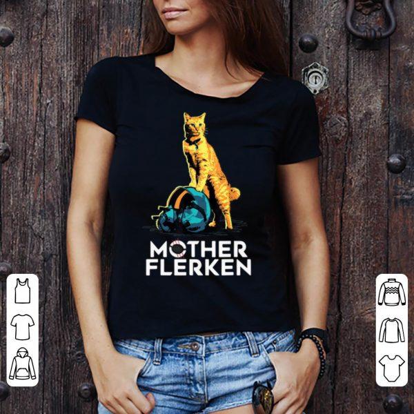 Captain Marvel Goose The Cat Mother Flerken shirt