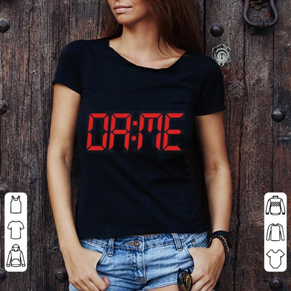 Damian Lillard DA ME shirt