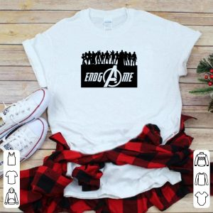 Supper heroes avenger endgame shirt