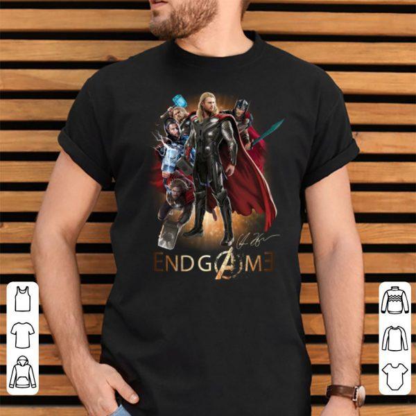 Thor Marvel Avengers Endgame shirt