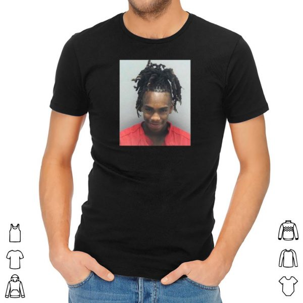 """YNW Melly Mugshot"" Meme Merch shirt"