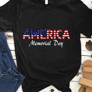 America Memorial Day shirt