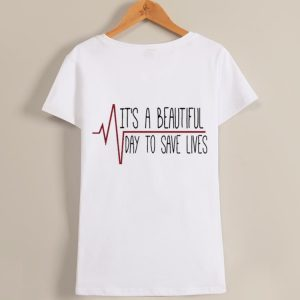 It's A Beautifull Day To Save Lives Soldier Memorial Day shirt