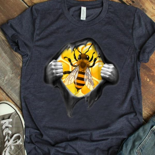 Beekeeper Save The Bees Honey shirt