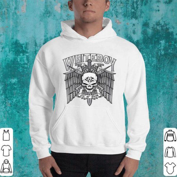 Certified Whiteboy Est At Birth Shirt