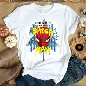 Marvel Spider-Man Far From Home Friendly Neighborhood shirt