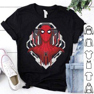 Marvel Spider-man Far From Home Bust Portrait Techno Frame Premium Shirt