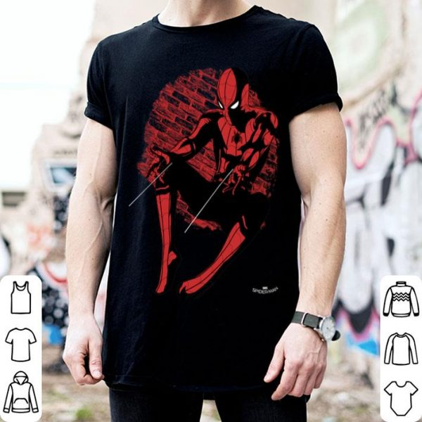 Marvel Spider-man Homecoming In The Shadows Shirt